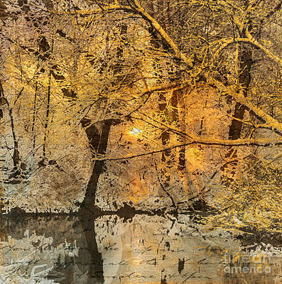 Time Art Print by Yanni Theodorou