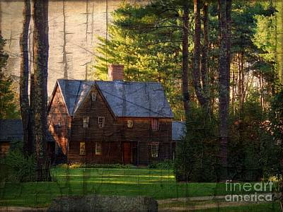 Photograph - Timeless Architecture by Marcia Lee Jones