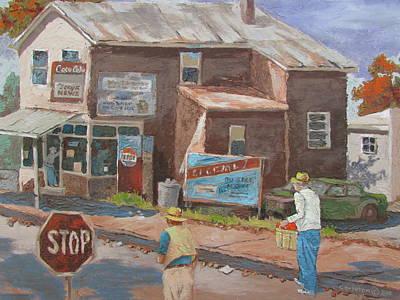 Painting - Timeless by Tony Caviston