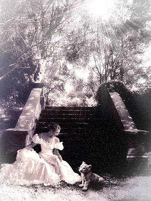 Art Print featuring the photograph Timeless by Yvonne Emerson AKA RavenSoul