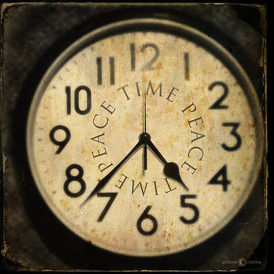 Photograph - Timepeacetime by Tim Nyberg