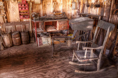 Photograph - Times Gone By by Michele Richter
