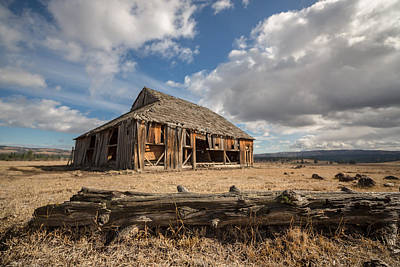 Photograph - Times Past by Ryan Heffron