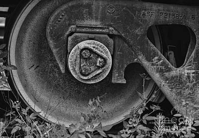 Strong America Photograph - Timken by Deborah Benoit