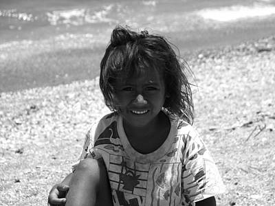 Photograph - Timorese Girl by Diane Height