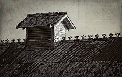 Photograph - Tin Roof Vintage       by Wayne Meyer