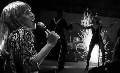 Photograph - Tina Turner  by Dragan Kudjerski