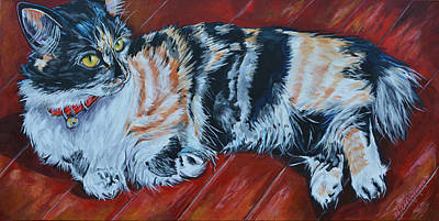 Painting - Tink by Patti Schermerhorn