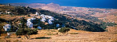 Tinos, Greece Print by Panoramic Images