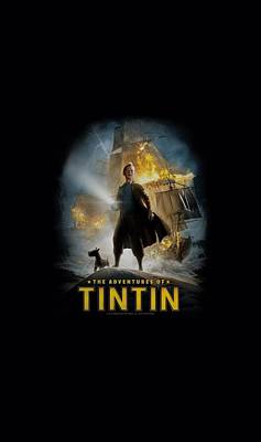 Epic Digital Art - Tintin - Poster by Brand A