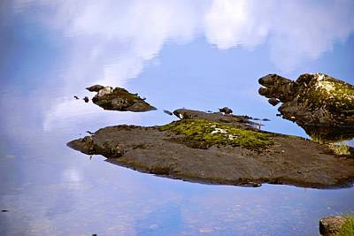 Photograph - Tiny Islands by Charlie Brock