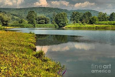 Photograph - Tioga-hammond Lakes by Adam Jewell