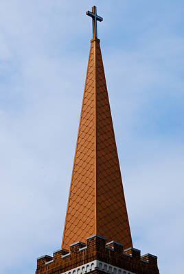 Photograph - Tip Of The Tall Steeple by Christi Kraft