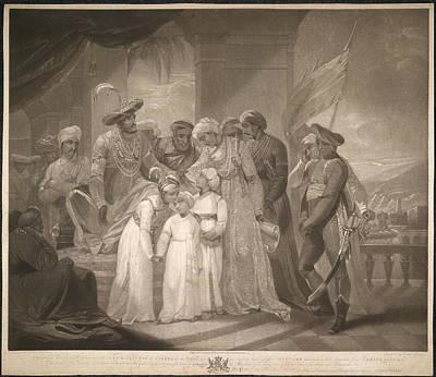 Tippoo Sultaun Art Print by British Library