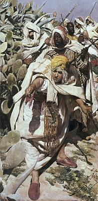 Moroccan Photograph - Tirado, Fernando 1862-1907. Moorish by Everett