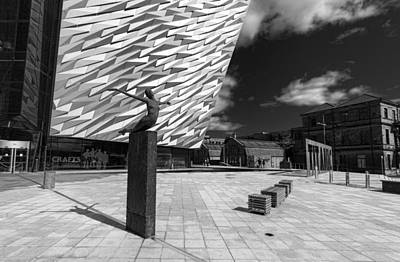 Photograph - Titanic Signature Building by Jim Orr