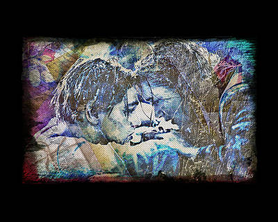 Digital Art - Titanic - True Love by Absinthe Art By Michelle LeAnn Scott