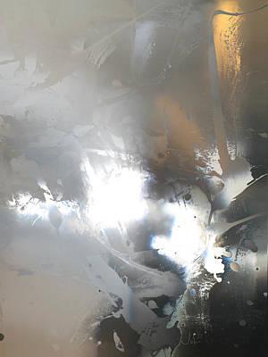 Painting - Primeval Titans II by John WR Emmett