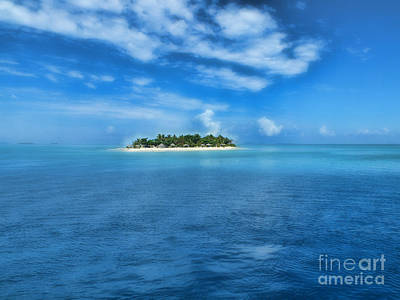 Photograph - Tivua Island Awaits You by Karen Lewis