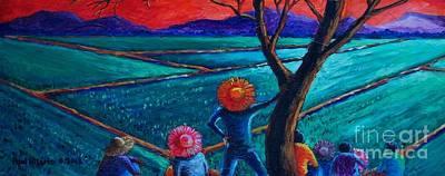 Ba Painting - Tiyaga  Patience by Paul Hilario