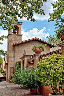 Photograph - Tlaquepaque In Sedona by Fred Larson