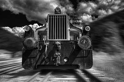 Photograph - Tm 2/2 Diesel by Charles Lupica