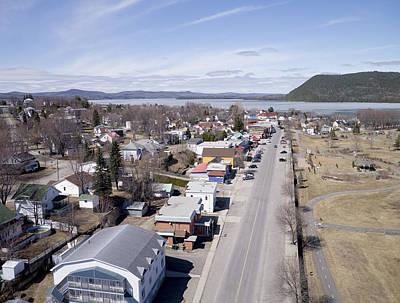 Photograph - Témiscouata-sur-le-lac, Quebec by Rob Huntley