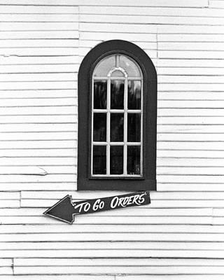 Ordering Photograph - To Go by Will Gunadi