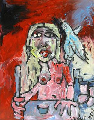 Masonite Painting - To Kill A Mockingbird 2008 by Charlie Spear