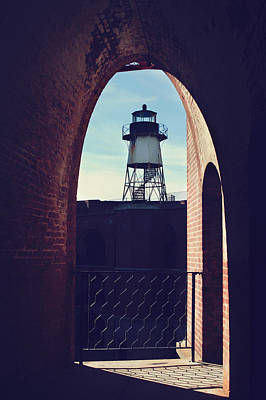 Lighthouse Wall Art - Photograph - To Light The Way by Laurie Search