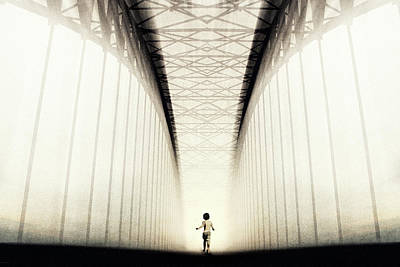 Beginnings Photograph - To The Future... by Trijoko