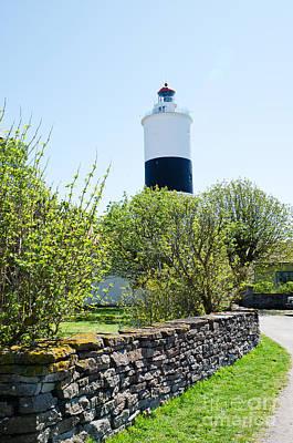 Photograph - To The Lighthouse by Kennerth and Birgitta Kullman