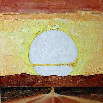 Painting - To The Sun by Nila Jane Autry