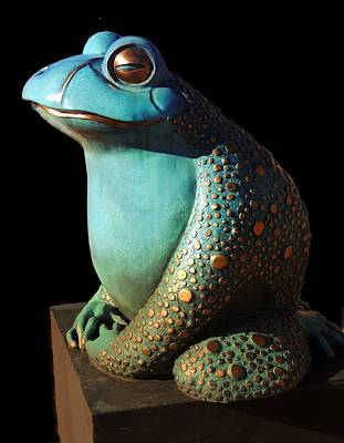 Photograph - Toadally Terrific by Regina Arnold