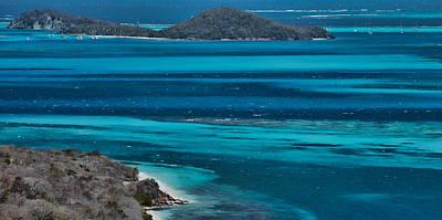 Photograph - Tobago Cays by Don Schwartz