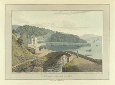 Tobermory  Art Print by British Library