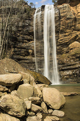Photograph - Toccoa Falls by Penny Lisowski