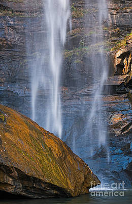 Photograph - Toccoa Falls by Sharon Seaward