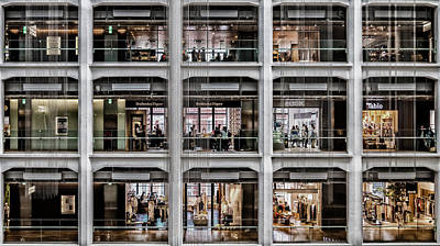 Shopping Wall Art - Photograph - Todays' Choice by Andreas Agazzi