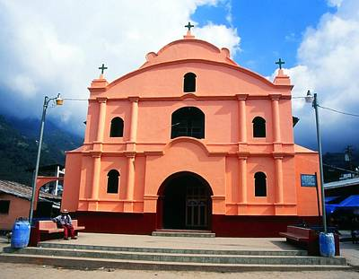 Photograph - Todos Santos Iglesia by Robert  Rodvik
