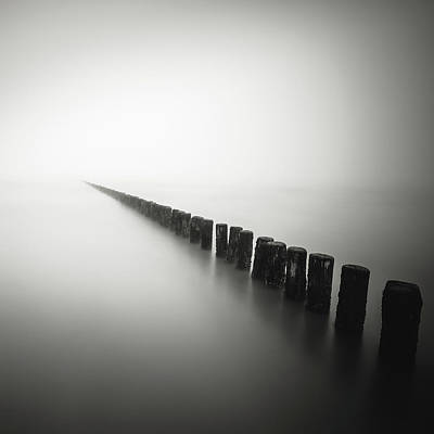 Shore Lines Photograph - Together Alone by Christophe Staelens