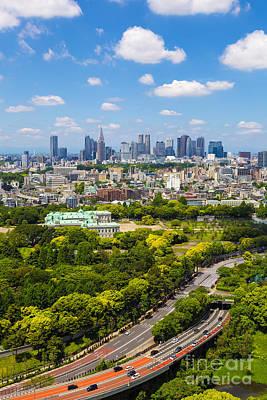 Shibuya Photograph - Tokyo 22 by Tom Uhlenberg