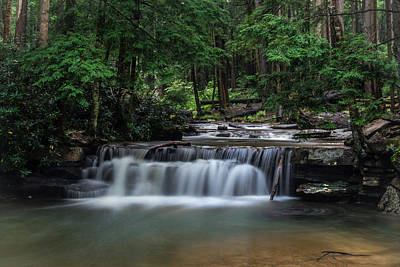 Photograph - Tolliver Falls by Anthony Thomas