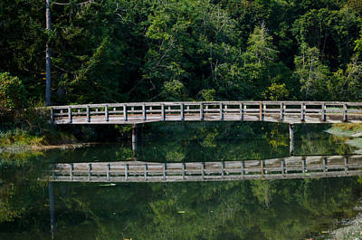 Photograph - Tolmie Bridge by Tikvah's Hope