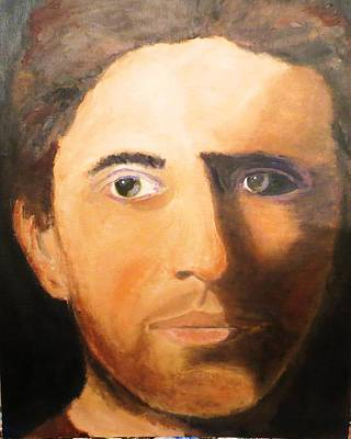 Painting - Tom by Ferid Sefer