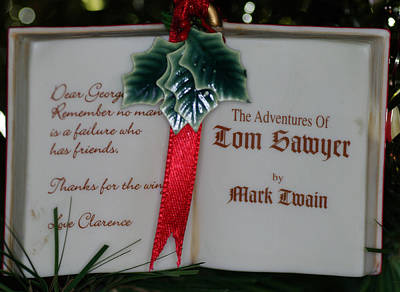 Photograph - Tom Sawyer Ornament by Greg Graham