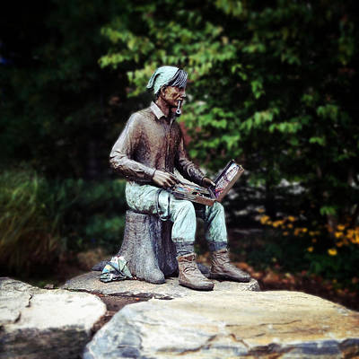 Of Painter Photograph - Tom Thomson by Natasha Marco