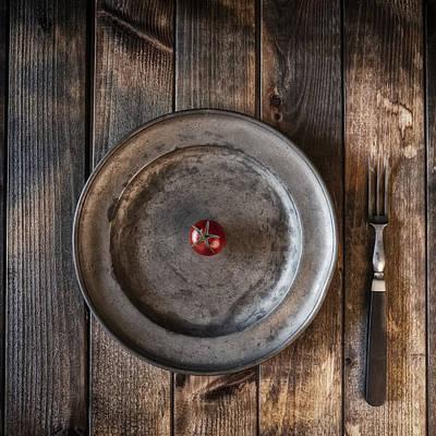 Cherry Tomato Photograph - Tomato by Joana Kruse