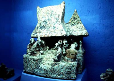 Photograph - Tomb 7 Artifact by Robert  Rodvik