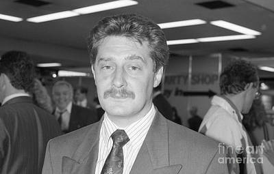 Photograph - Tony Lloyd Police Commissioner by David Fowler